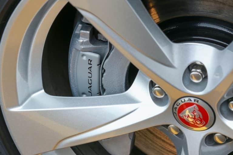 Bremse aus Metall bedruckt